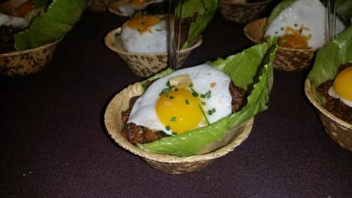 TOA Portuguese Egg Tart