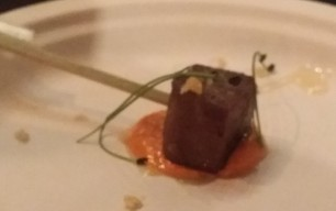 The Gorbals Skewered Grilled Beef TONGUE