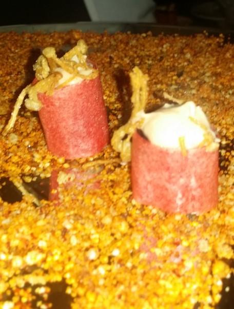 Asiate/Truffled Yukon Gold Potato