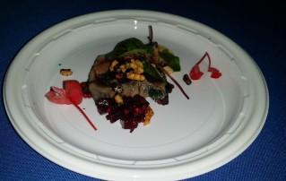 Felidia/Tuna Semi Carpaccio