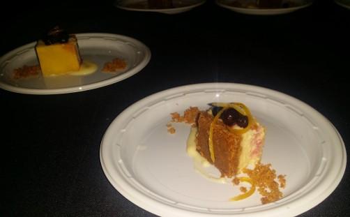 Marc Forgione/ Meyer Lemon Cheesecake