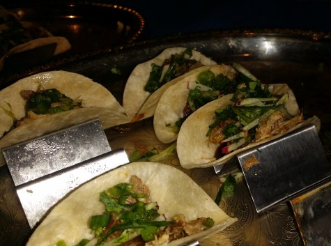 Michaels/ Duck Confit Tacos