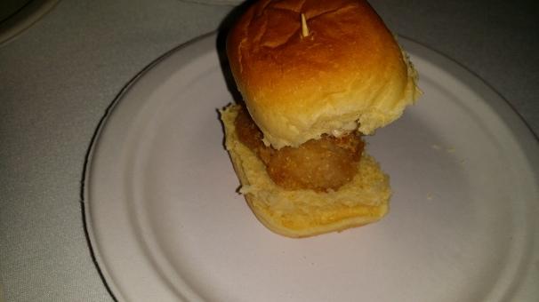 Seoul Chicken Cold Fried Chicken Slider