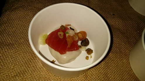 MACONDO TAPERIA tuna crudo