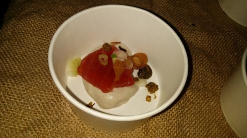 MACONDO TAPERIA tuna crudo