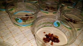 PORSENA white almond gazpacho