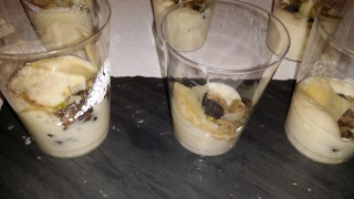 ANTIBES BISTRO cauliflower mousse with mushrooms