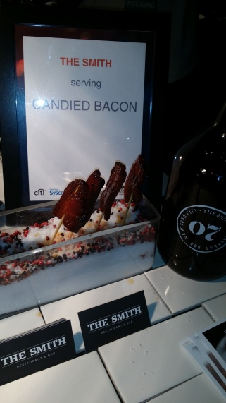 THE SMITH candied bacon