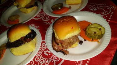 HILL COUNTRY BBQ smoked brisket