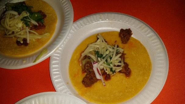 TACUBA MEXICAN CANTINA tacos de barbacoa
