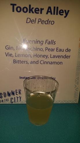 Del Pedro Evening Falls Gin Pear Eau de Vie