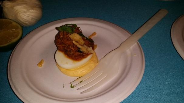 Chicken Doro Wat and Crispy Onions Smoked Berber Spice