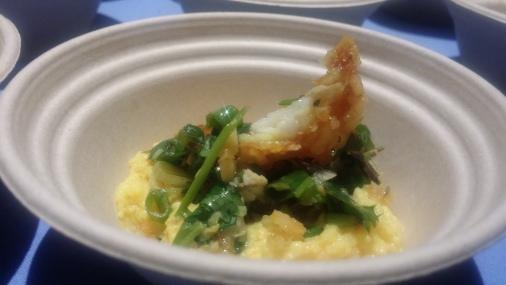 Nightingale 9 shan style tofu catfish tea leaves