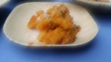 Telepan carrot pasta brown butter