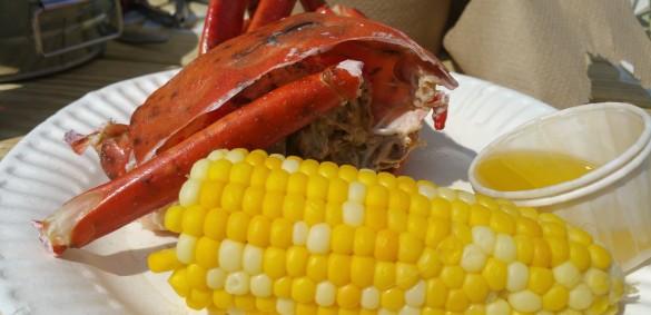 HUGUE DUFOUR Deep Sea Red Crab