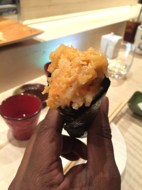 Spicy Hand Roll