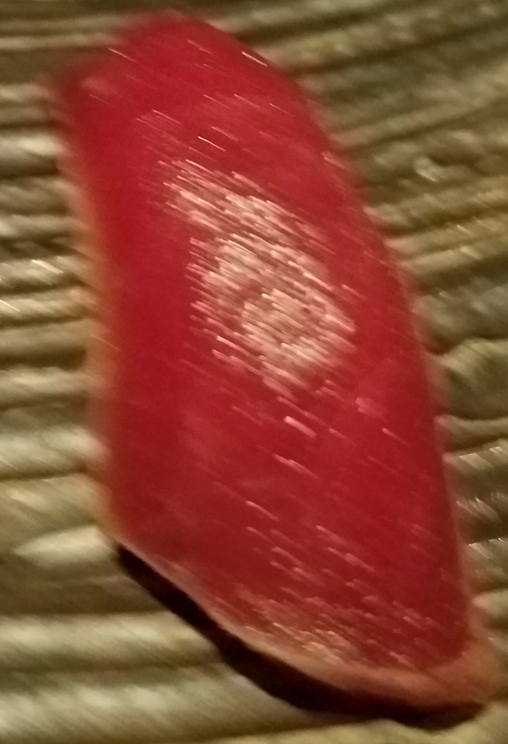 Soy Marinated Lean Tuna