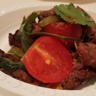 Thai Beef Salad Chang Mai